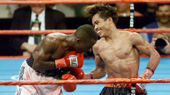 Will Manny Pacquiao Find Himself in The Same Position As Lehlo Ledwaba Against Yordenis Ugas?