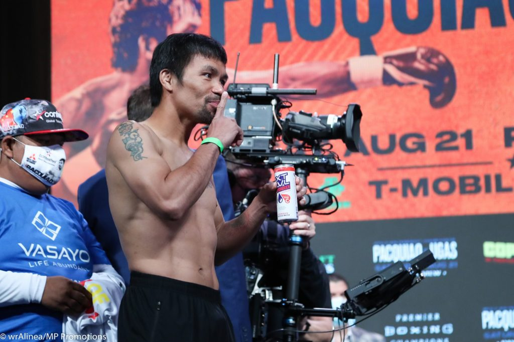 Manny Pacquiao's Loss To Yordenis Ugas Represents A Sea Change In Boxing