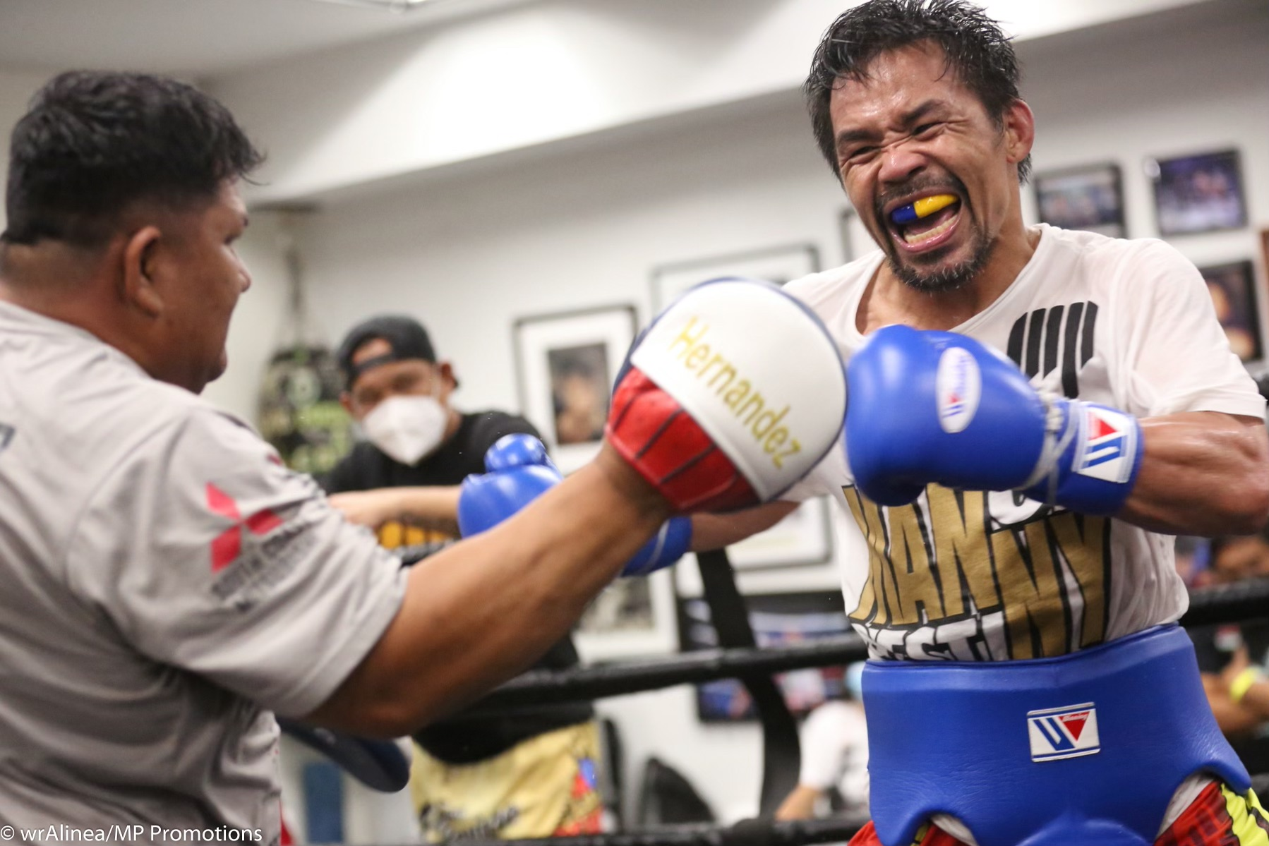 Manny Pacquiao Vs. Yordenis Ugás Virtual Press Conference Quotes