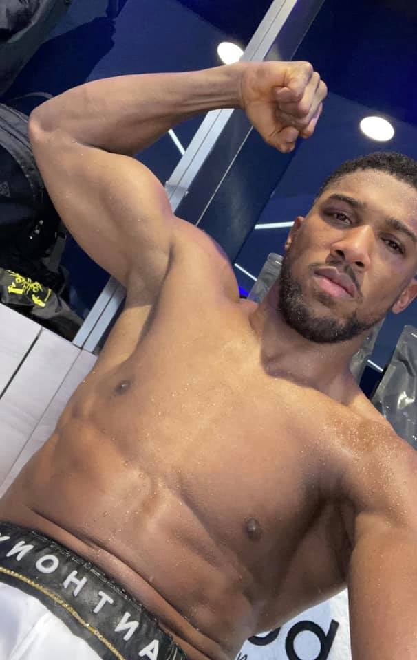This Is No Time To Write off Anthony Joshua
