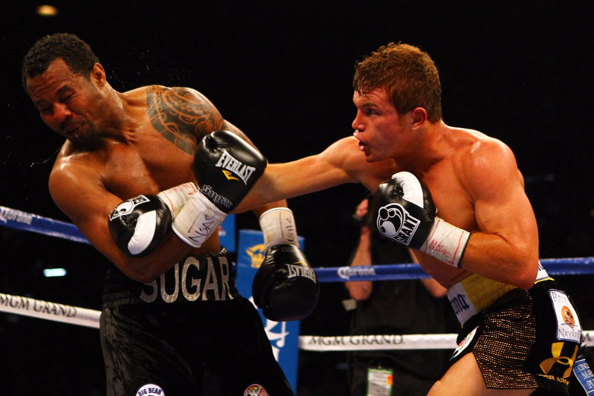 Losing To Canelo Alvarez Was Painful Both In The Ring And Financially For Shane Mosley
