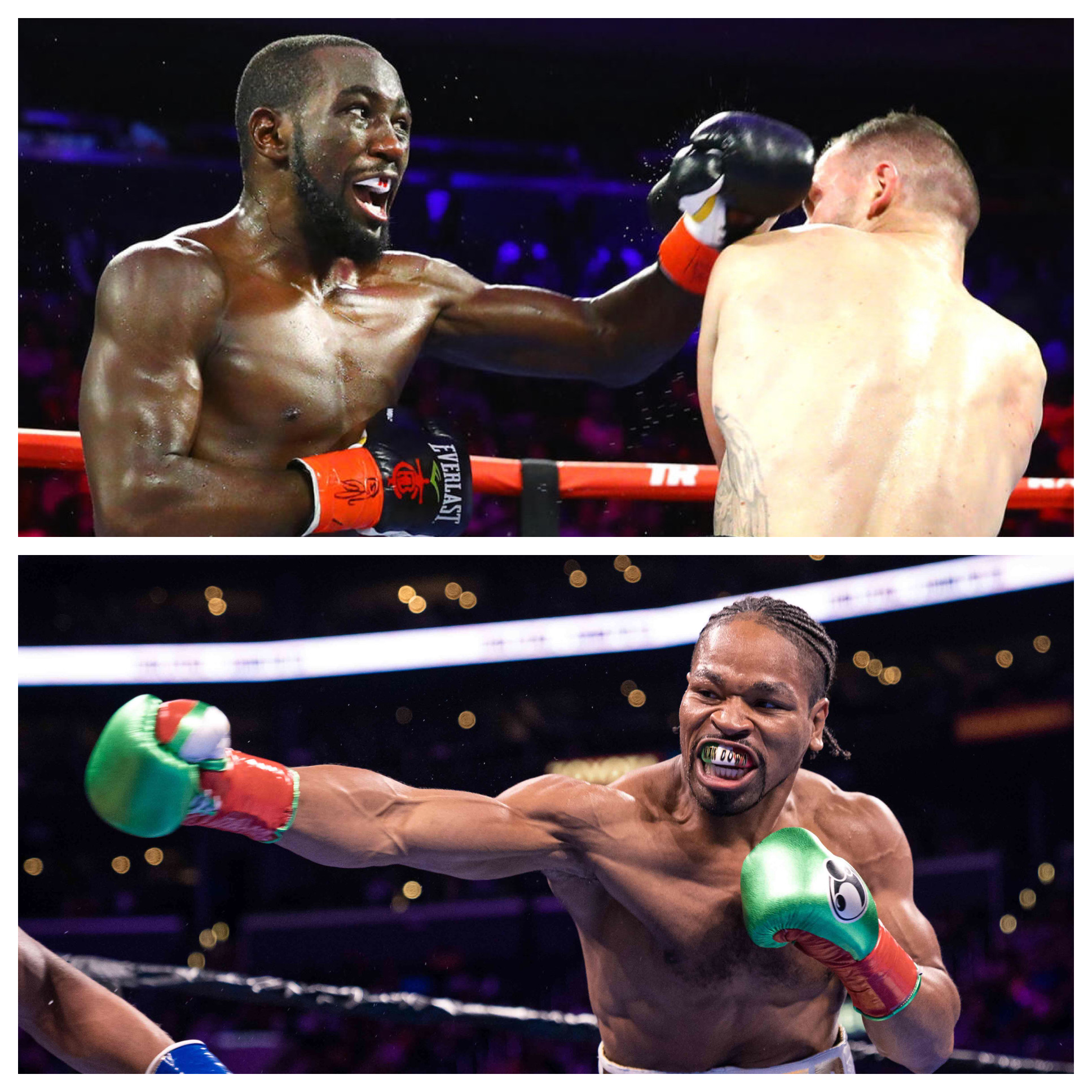 Terence Crawford Vs. Shawn Porter Officially Set For November 20th