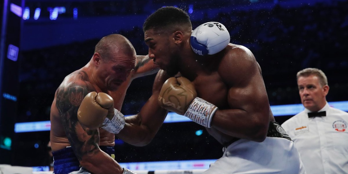 """Roy Jones Jr.: """"He [Anthony Joshua] Just Got To Hang Out With A Killer"""""""