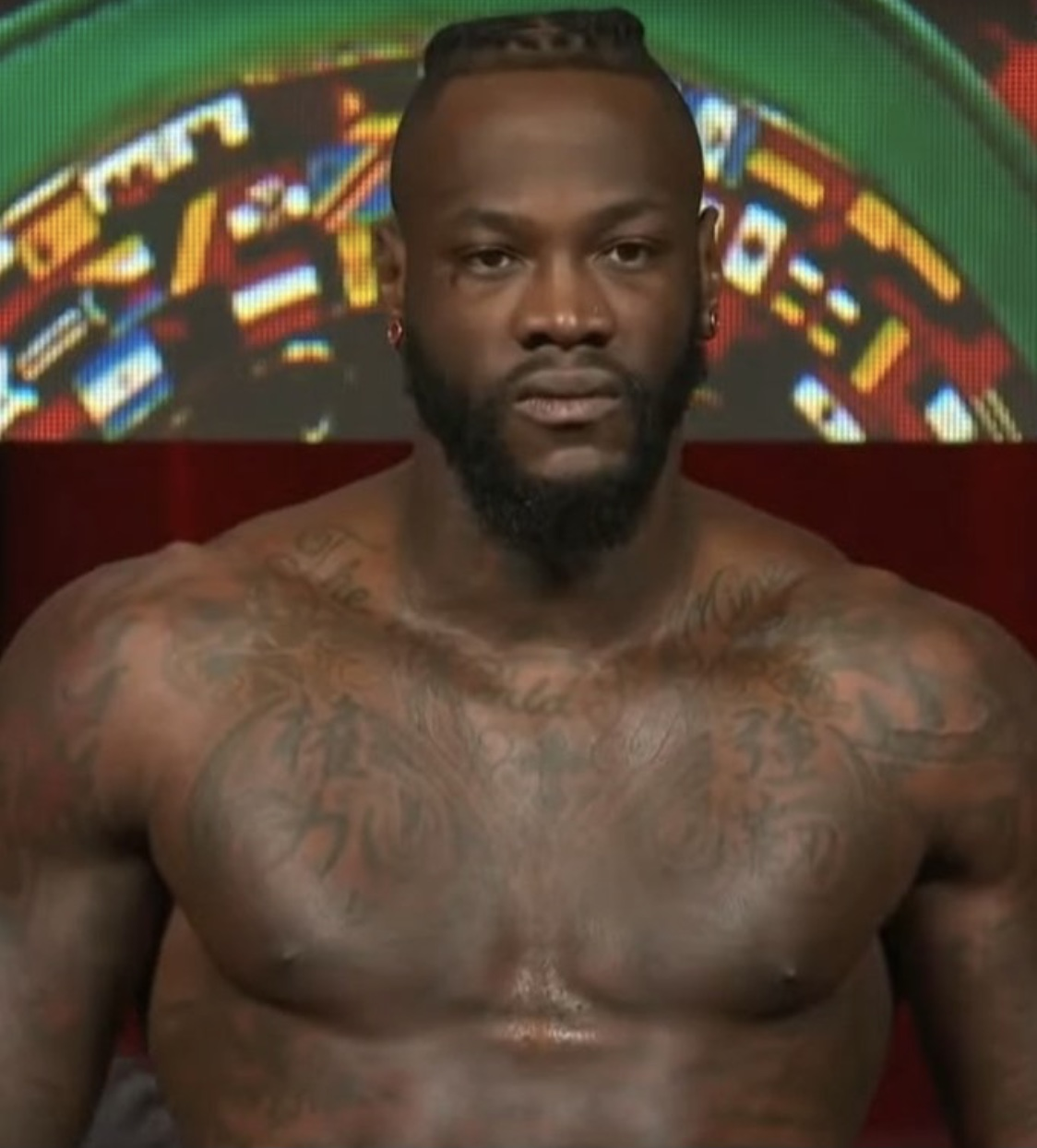 Wilder: 238 – Fury: 277 – We Have A Fight